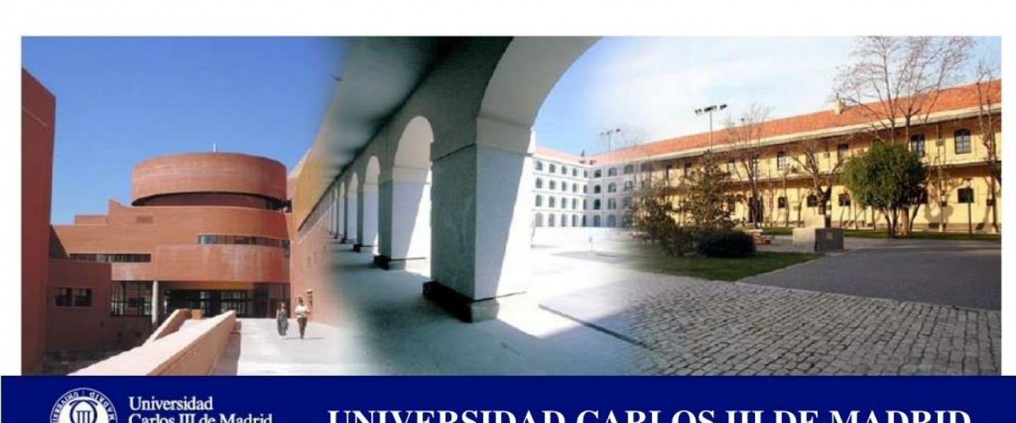 University Carlos III of Madrid - Fully Funded PhD Student