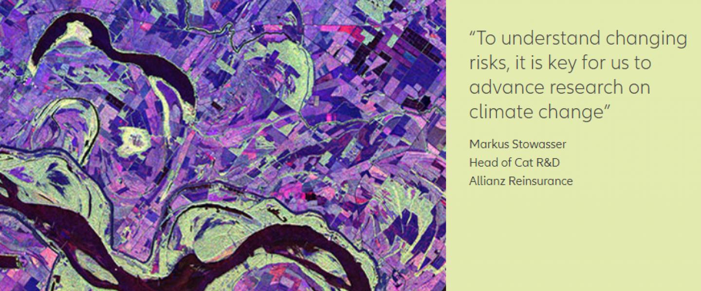 Allianz Climate Risk Research Award (Cash Prizes & Munich Trip)