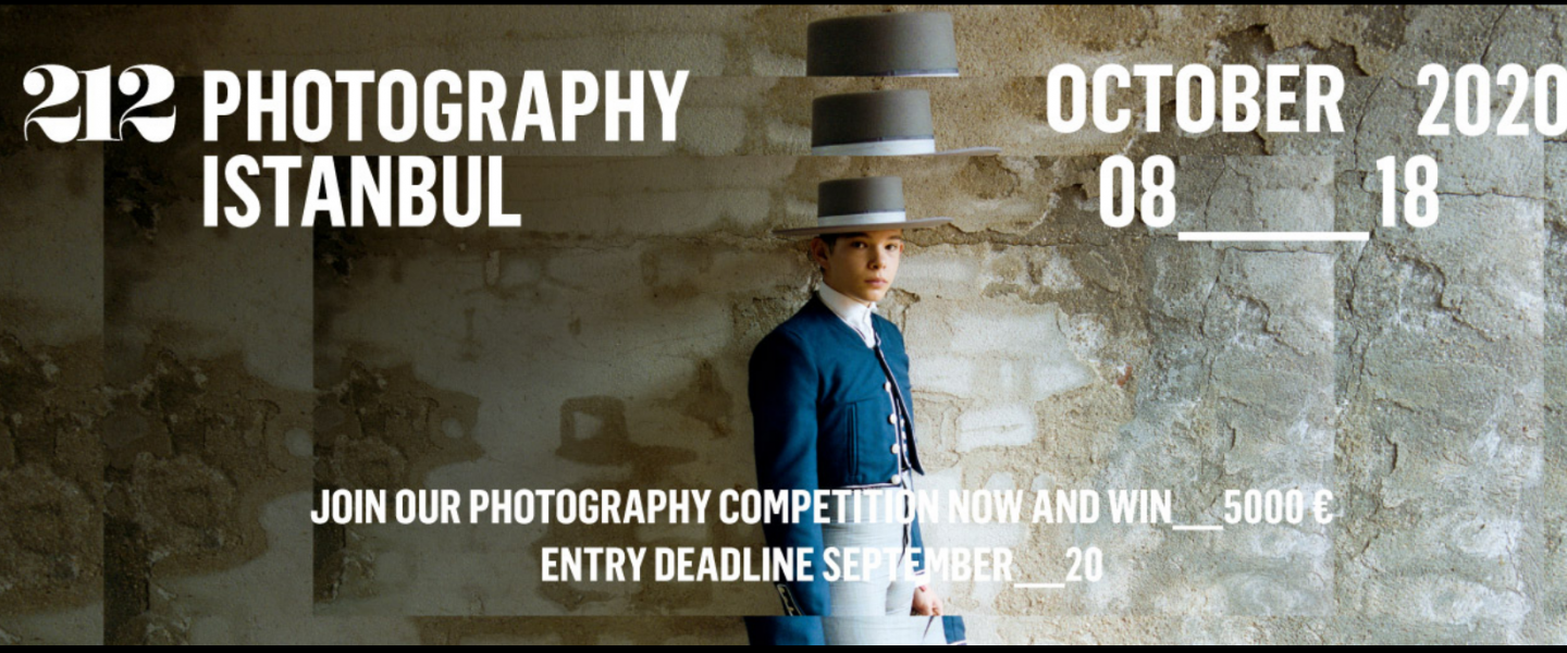 212 Photography Istanbul International Competition - First Price €5000