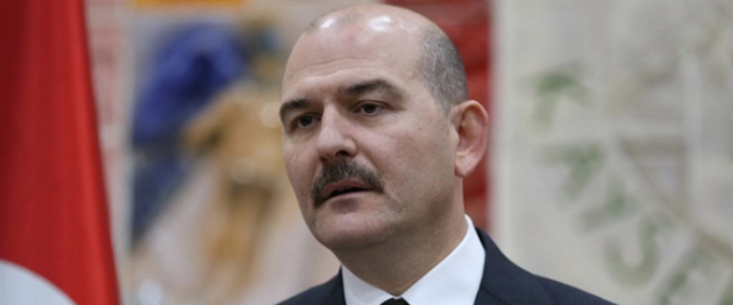 Turkey's Interior Minister Süleyman Soylu resigns
