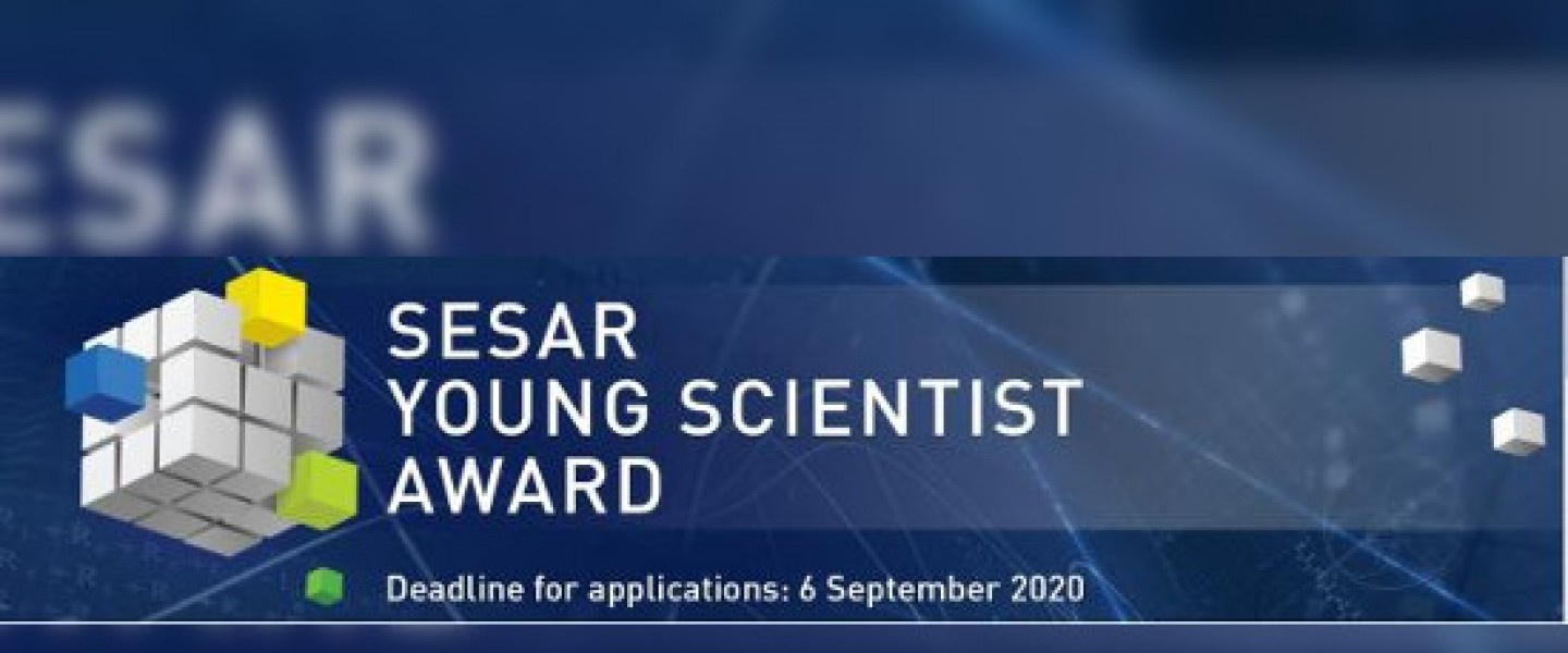 Applications open for SESAR Young Scientist Award 2020