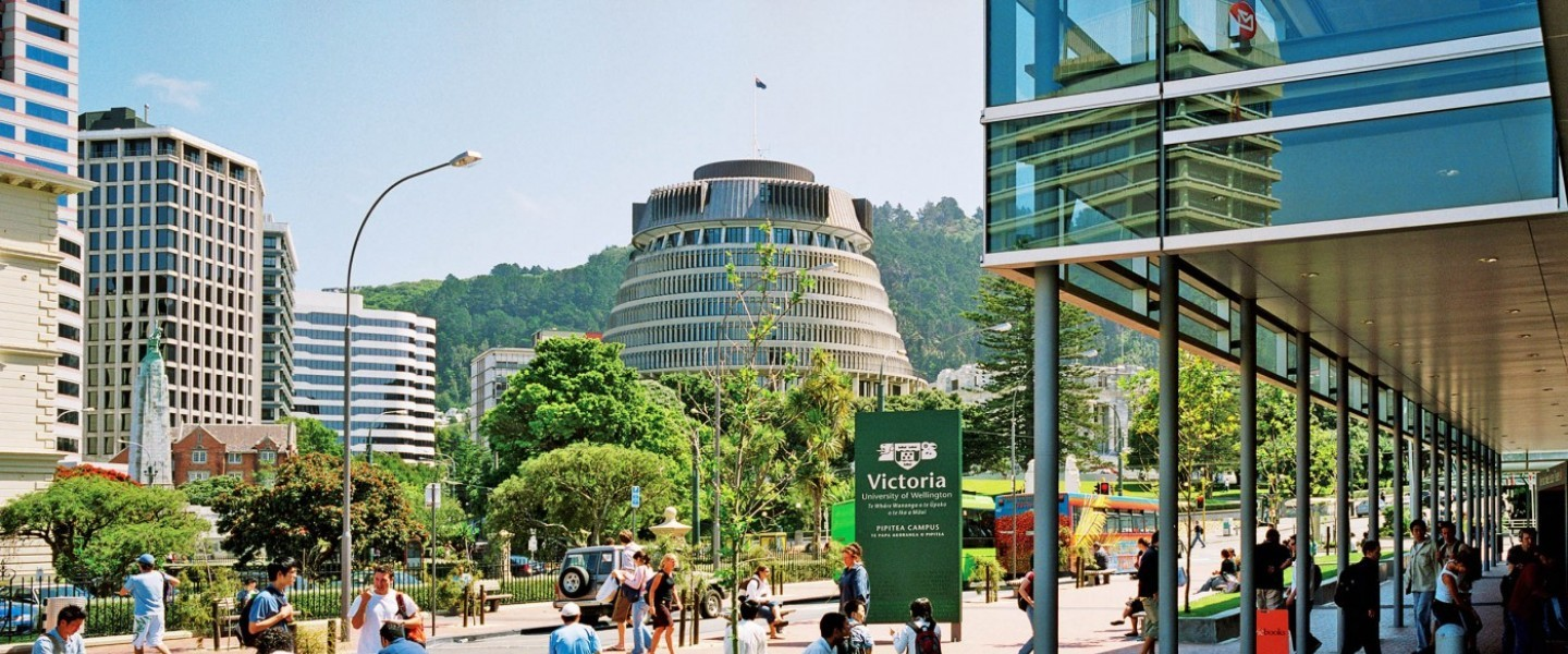 New Zealand Wellington Doctoral Scholarship - $23,500 stipend annually plus tuition fees