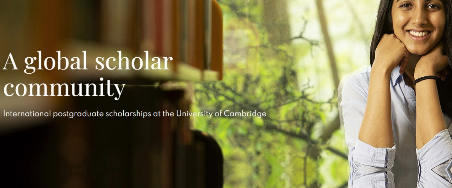 Fully Funded Gates Cambridge Scholarship