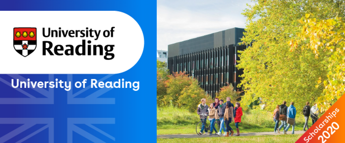 Master's Scholarships 2020 - University of Reading