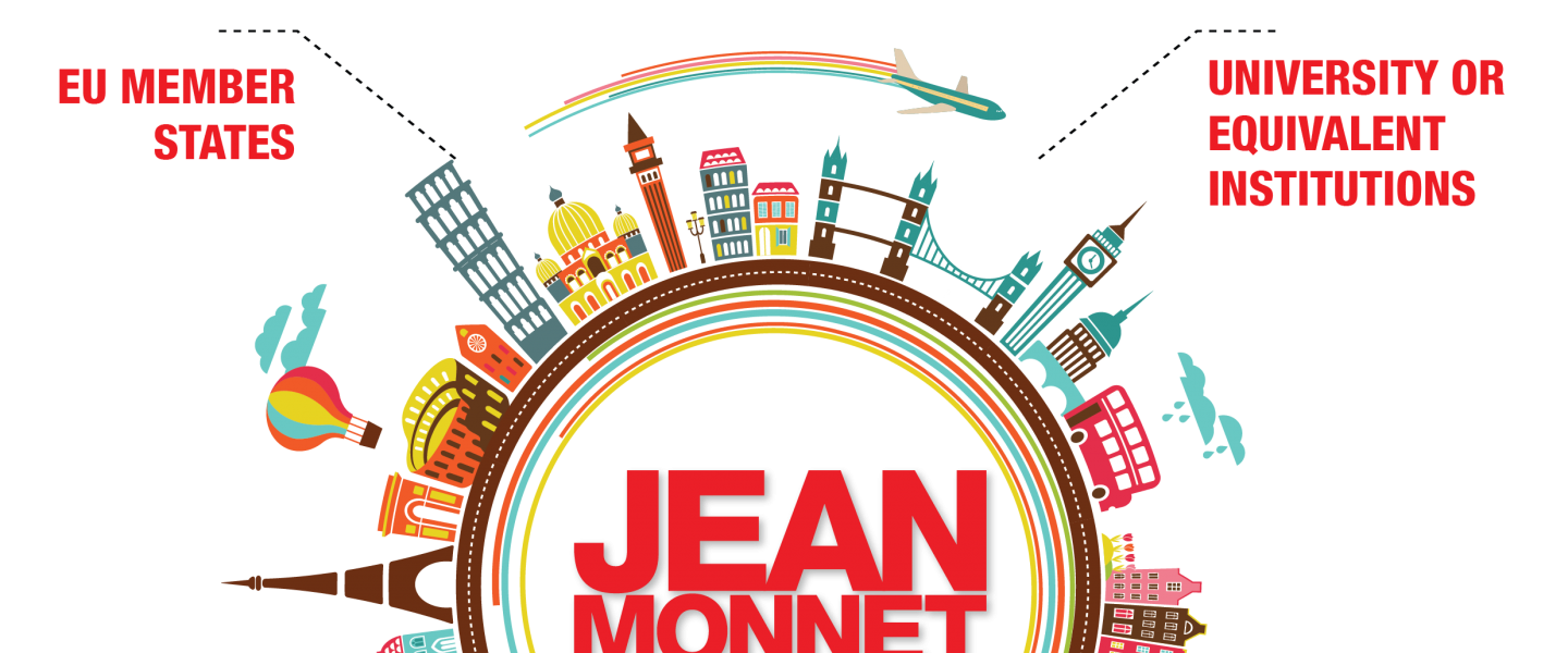 Jean Monnet Scholarships are open for 2021-2022 Academic Year