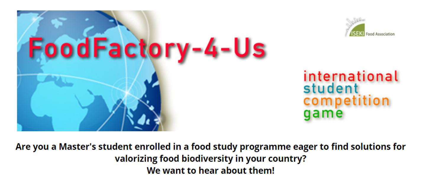 Sustainable Supply Chain International Student Competition - Food Factory-4-Us