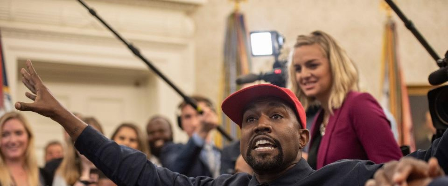​​​​​​​Kanye West announces he is running for president and he has won the backing of Elon Musk