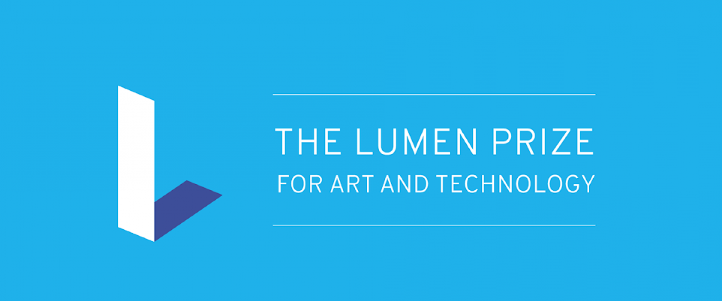 The Lumen Prize for Digital Art - 10th Call for Entries is open!