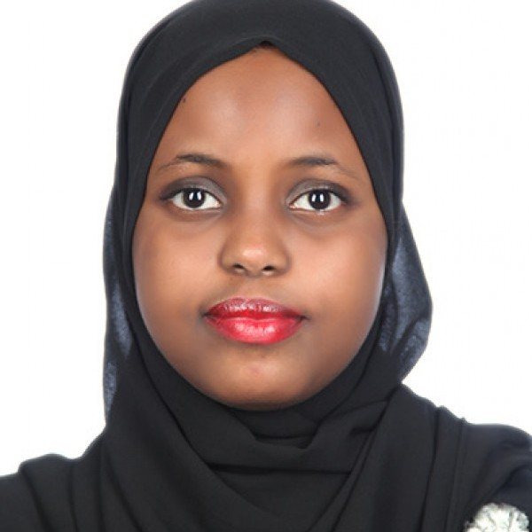 Expat Asha Ali Noor