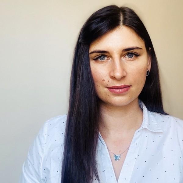 Expat Kristina Khrystenko