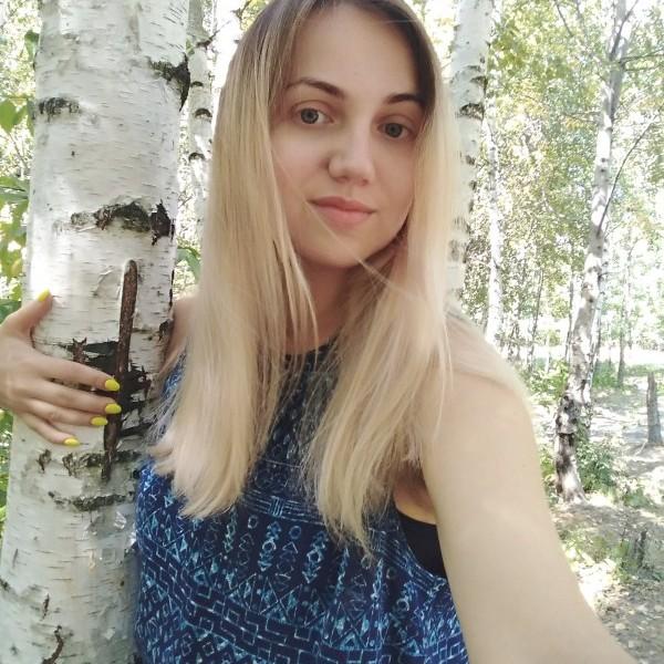 Expat Eleonora Harmash