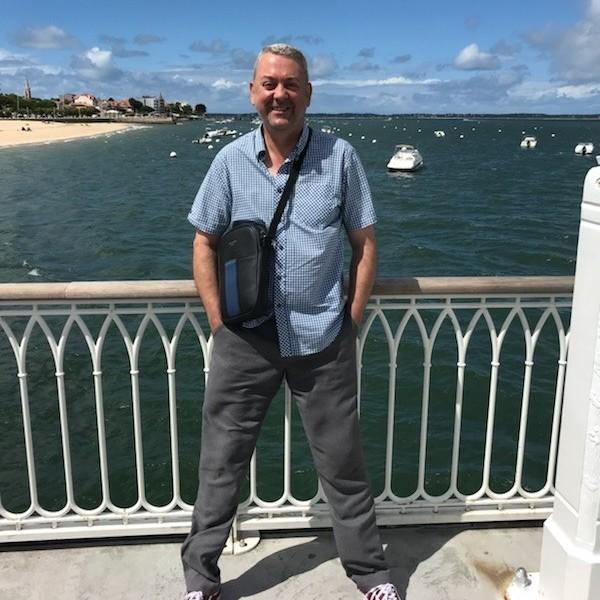 Expat Paul Tasker